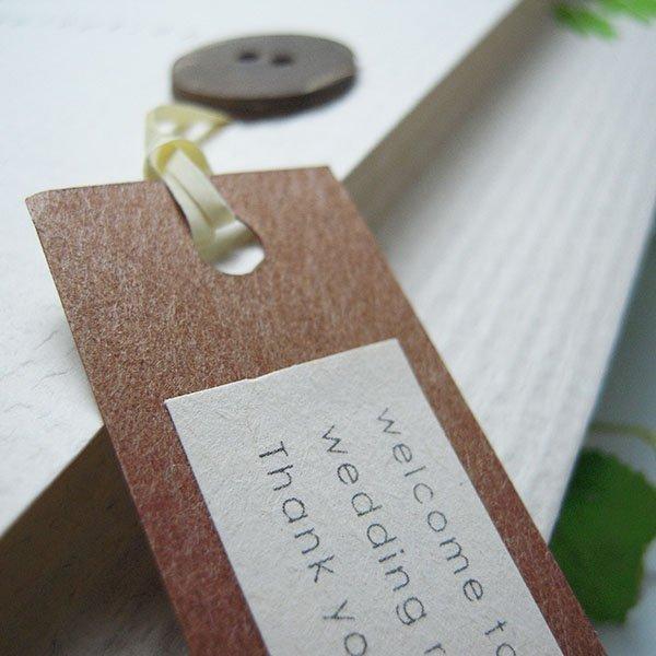 画像2: フレンチカントリー 結婚式招待状(印刷込み)