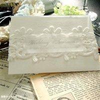 グランディア 結婚式招待状(印刷込み)