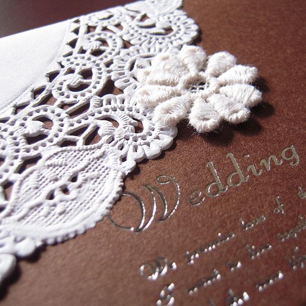 結婚式 結婚式招待状 ペーパーアイテム : 結婚式招待状ならペーパー ...