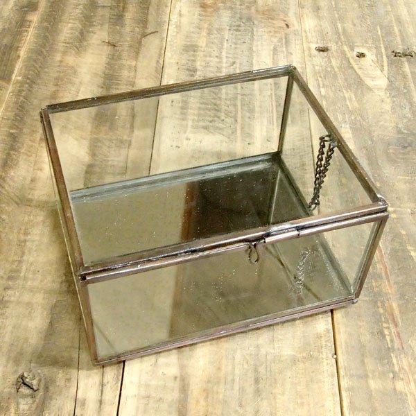 画像4: アンティークボックス ガラスLタイプ
